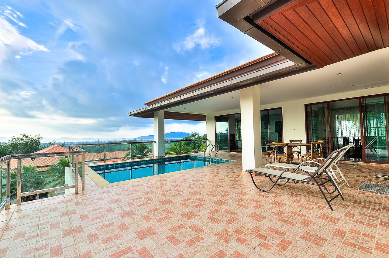 REAL Phuket  Agency's Treasure Park - 5-Bedroom Sea View Villa in Chalong 33