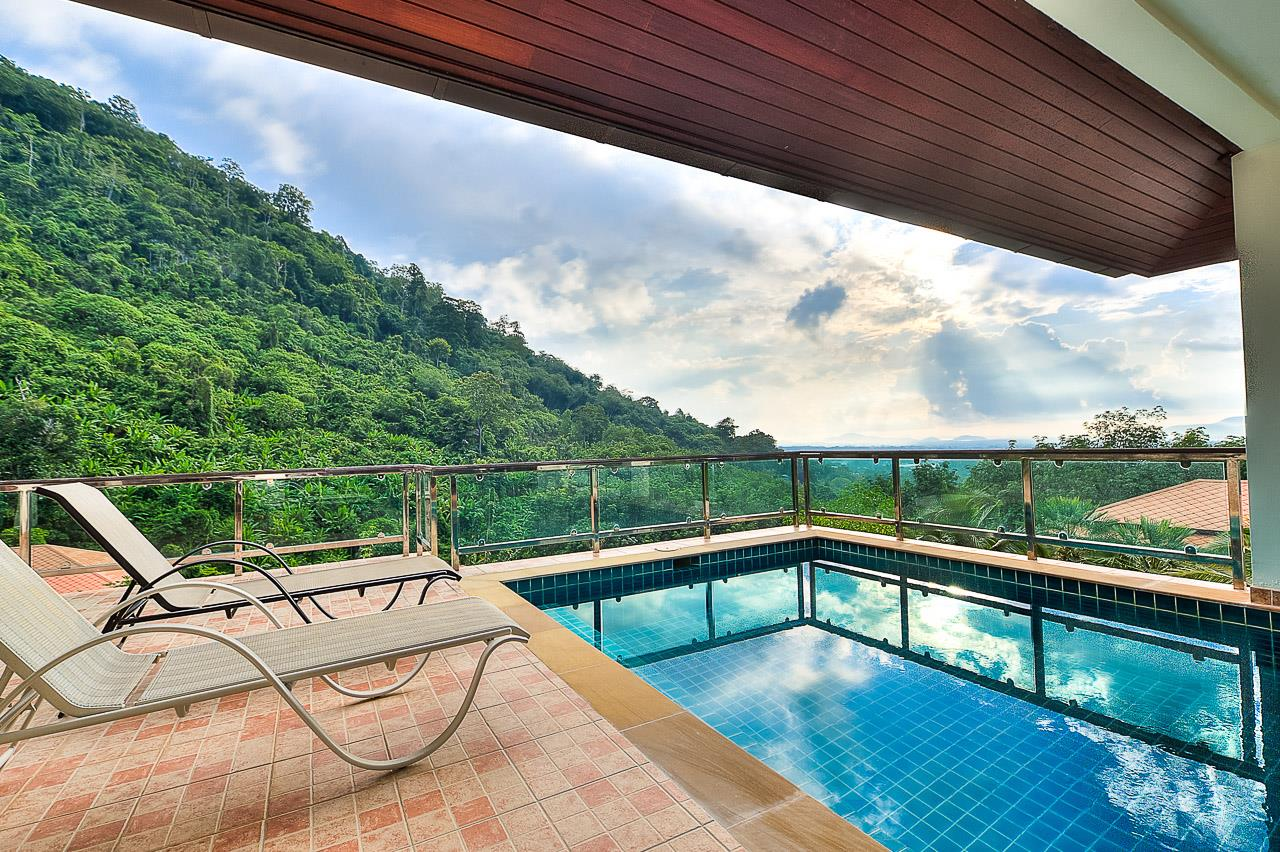 REAL Phuket  Agency's Treasure Park - 5-Bedroom Sea View Villa in Chalong 34