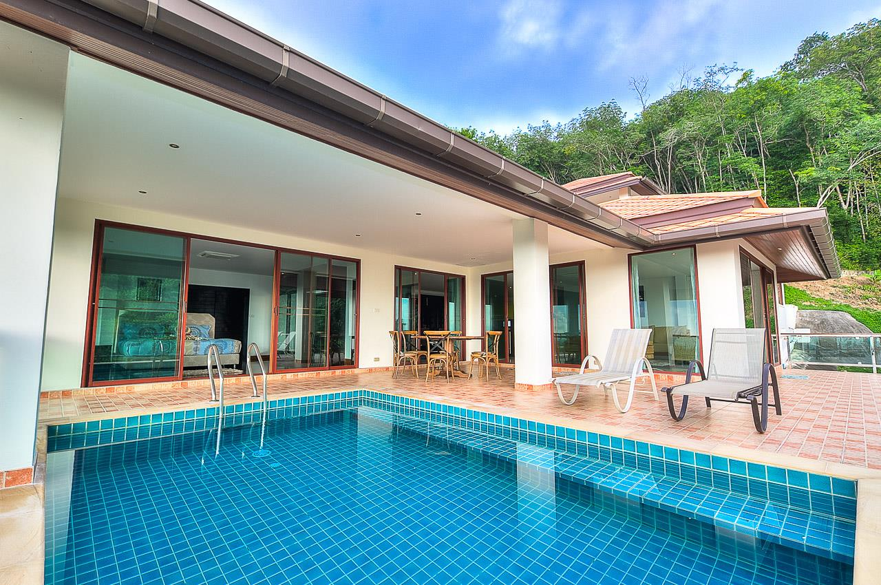 REAL Phuket  Agency's Treasure Park - 5-Bedroom Sea View Villa in Chalong 36