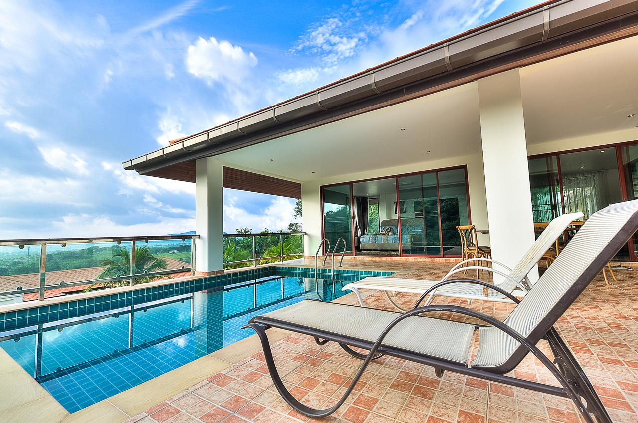 REAL Phuket  Agency's Treasure Park - 5-Bedroom Sea View Villa in Chalong 37