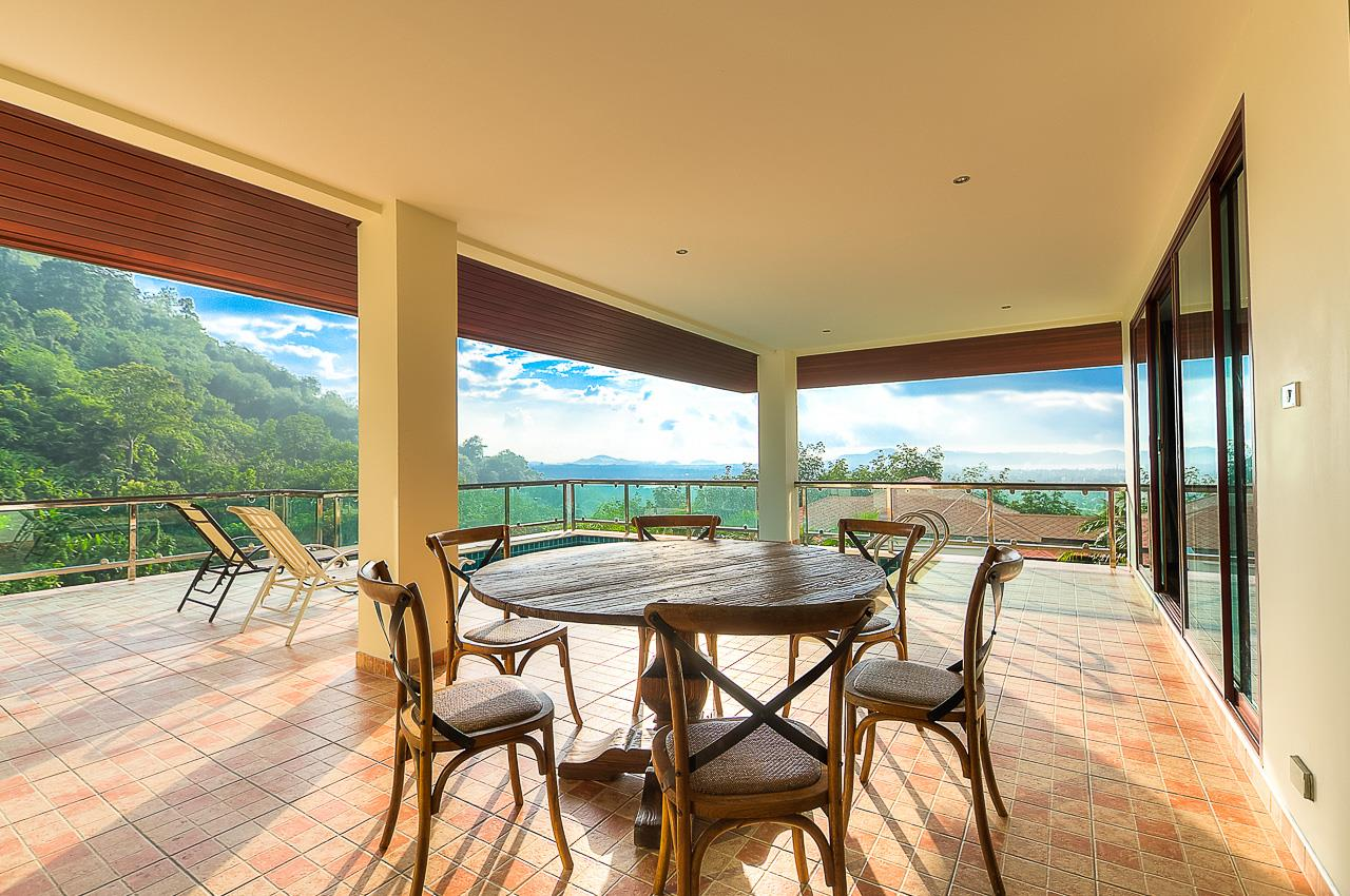REAL Phuket  Agency's Treasure Park - 5-Bedroom Sea View Villa in Chalong 40