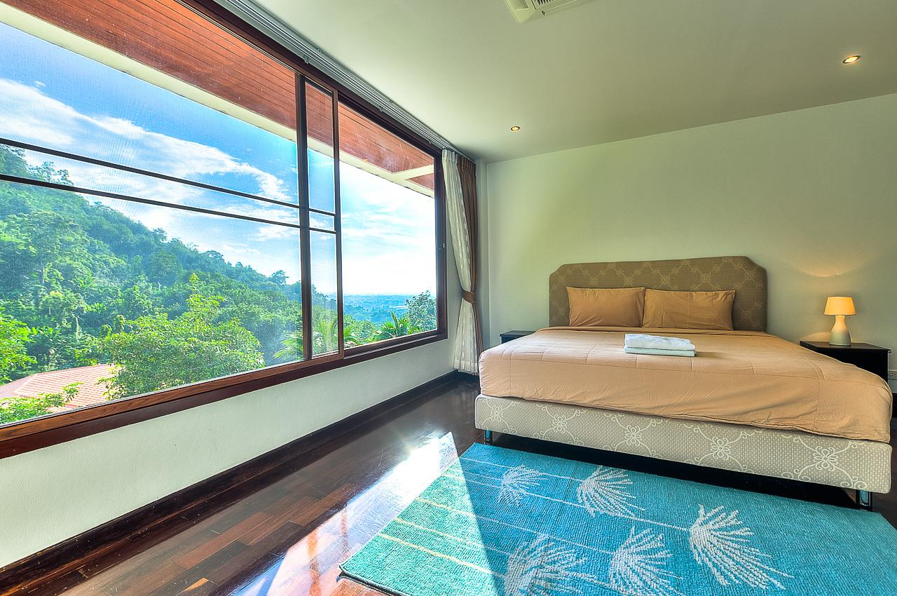 REAL Phuket  Agency's Treasure Park - 5-Bedroom Sea View Villa in Chalong 32