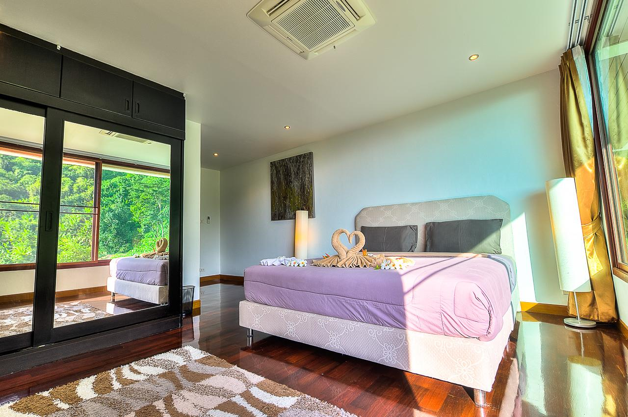 REAL Phuket  Agency's Treasure Park - 5-Bedroom Sea View Villa in Chalong 55