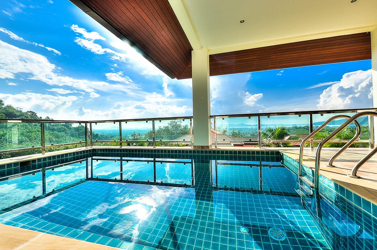 REAL Phuket  Agency's Treasure Park - 5-Bedroom Sea View Villa in Chalong 61