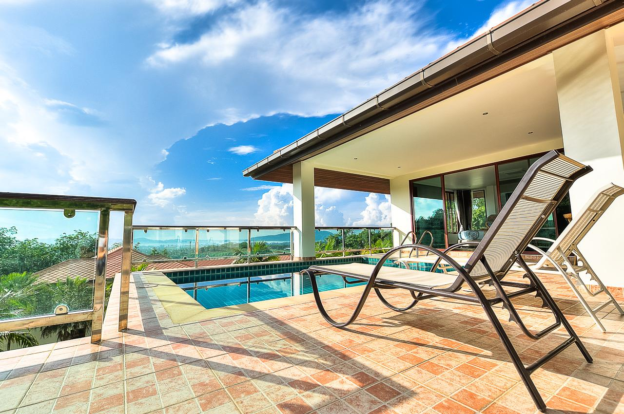 REAL Phuket  Agency's Treasure Park - 5-Bedroom Sea View Villa in Chalong 62