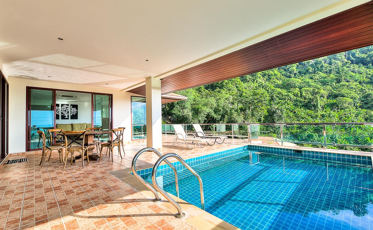 REAL Phuket  Agency's Treasure Park - 5-Bedroom Sea View Villa in Chalong 63