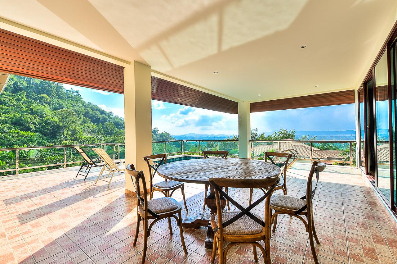 REAL Phuket  Agency's Treasure Park - 5-Bedroom Sea View Villa in Chalong 64