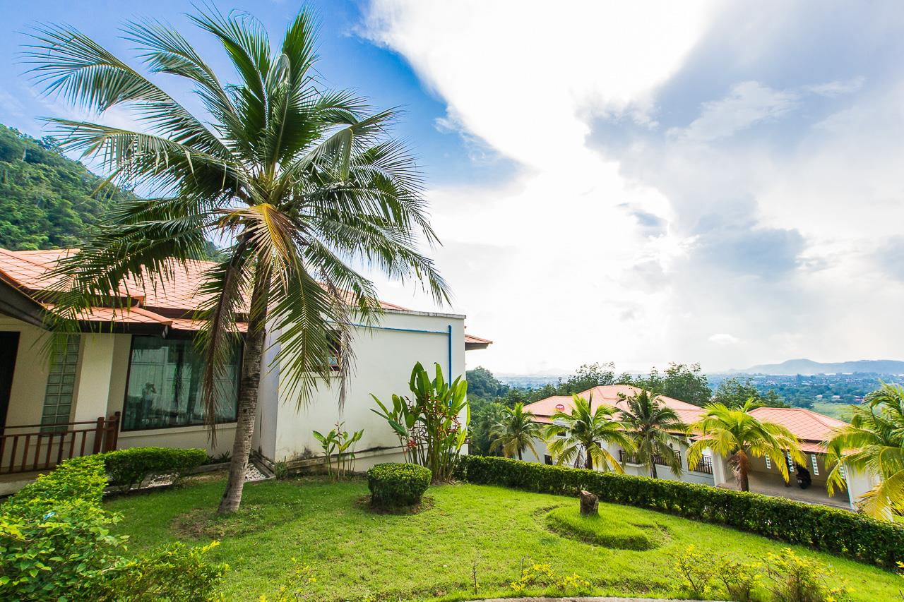 REAL Phuket  Agency's Treasure Park - 5-Bedroom Sea View Villa in Chalong 71