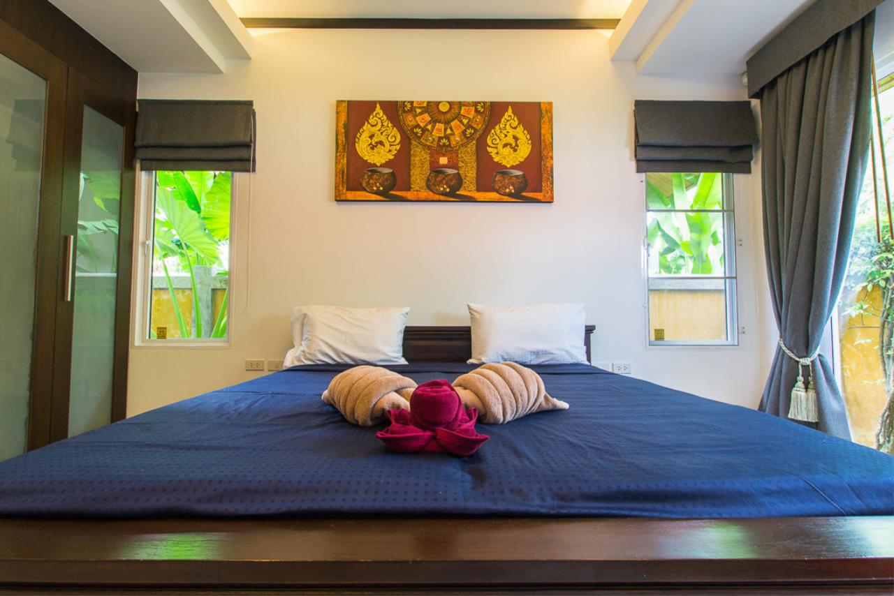 REAL Phuket  Agency's Kokyang - 3-Bedroom Pool Villa in Nai Harn for Long-term Rent 11