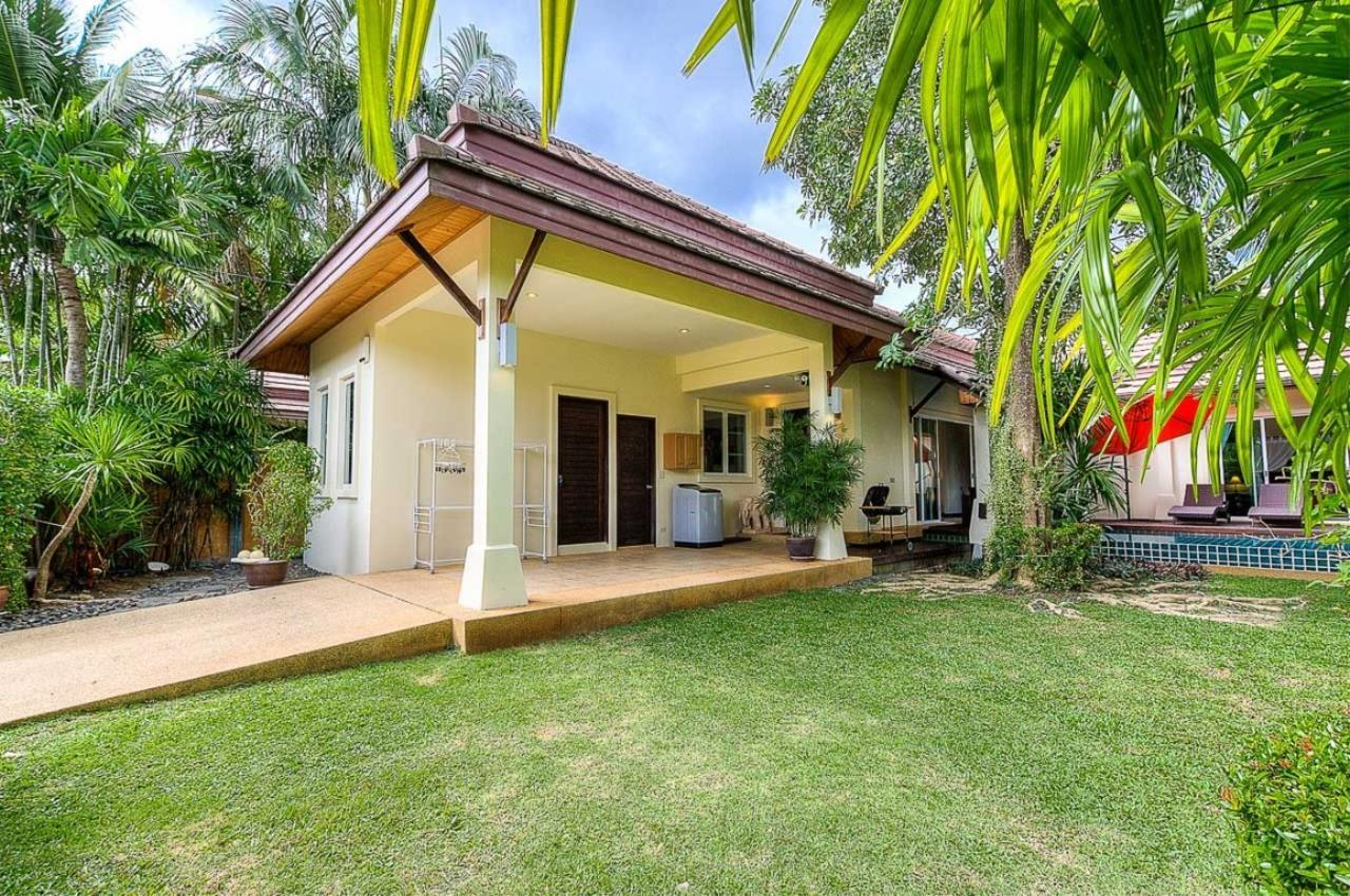 REAL Phuket  Agency's Kokyang - 3-Bedroom Pool Villa in Nai Harn for Long-term Rent 15