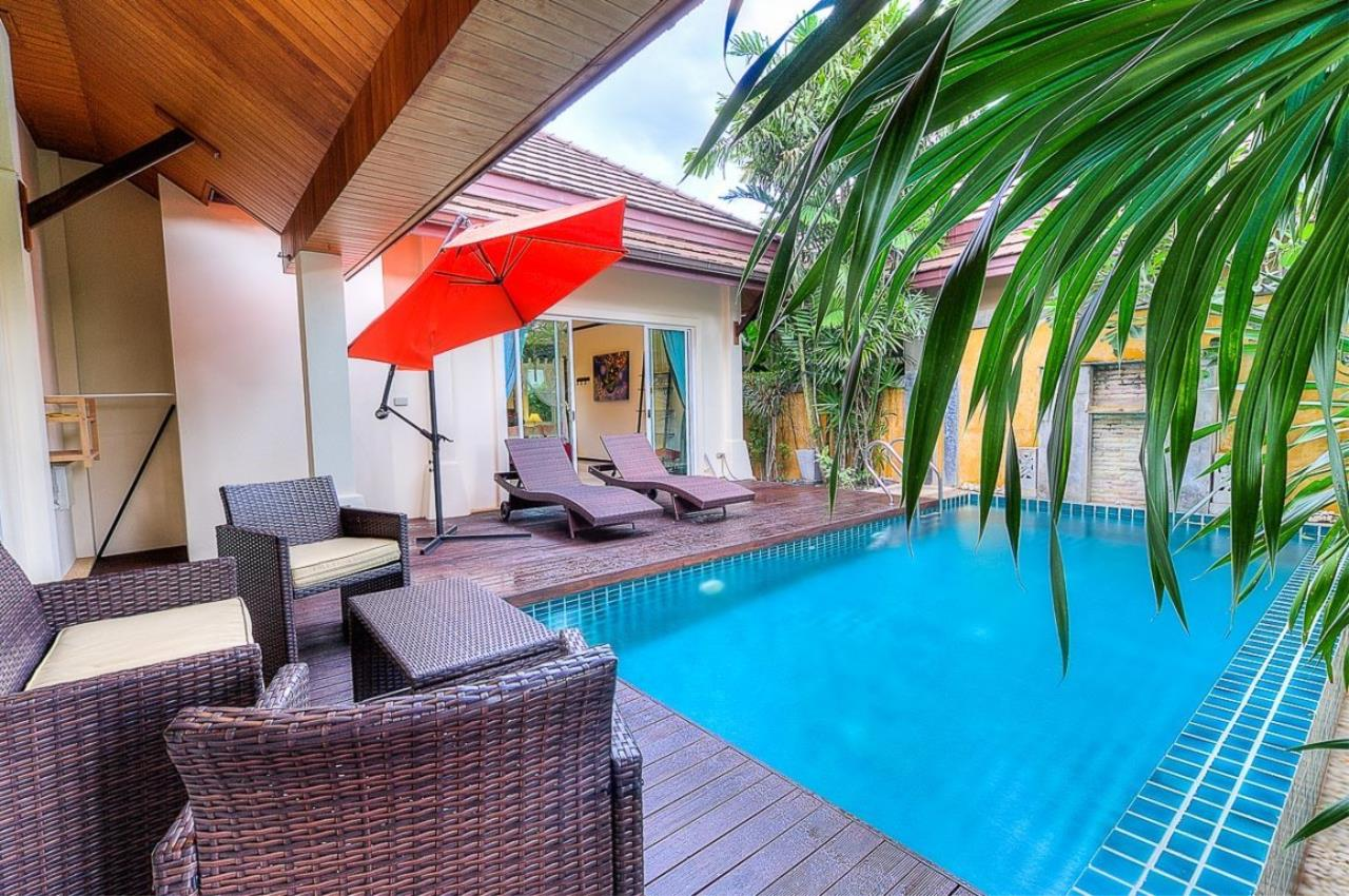 REAL Phuket  Agency's Kokyang - 3-Bedroom Pool Villa in Nai Harn for Long-term Rent 32