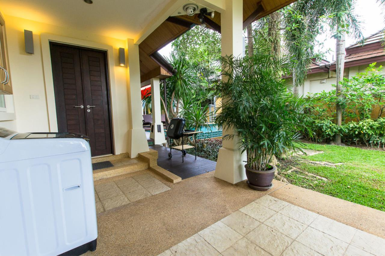 REAL Phuket  Agency's Kokyang - 3-Bedroom Pool Villa in Nai Harn for Long-term Rent 33