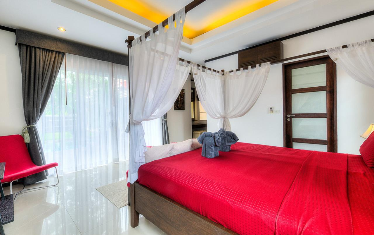 REAL Phuket  Agency's Kokyang - 3-Bedroom Pool Villa in Nai Harn for Long-term Rent 43