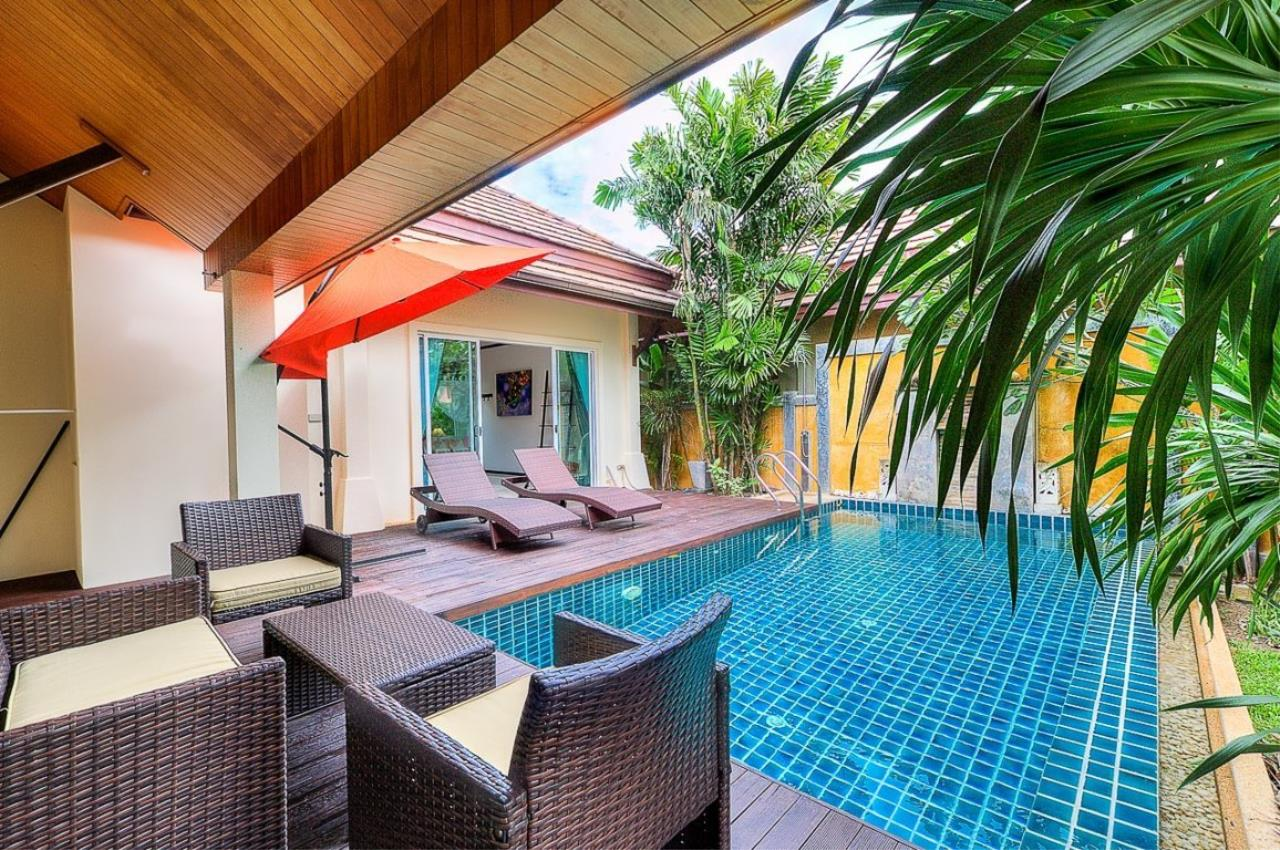 REAL Phuket  Agency's Kokyang - 3-Bedroom Pool Villa in Nai Harn for Long-term Rent 49