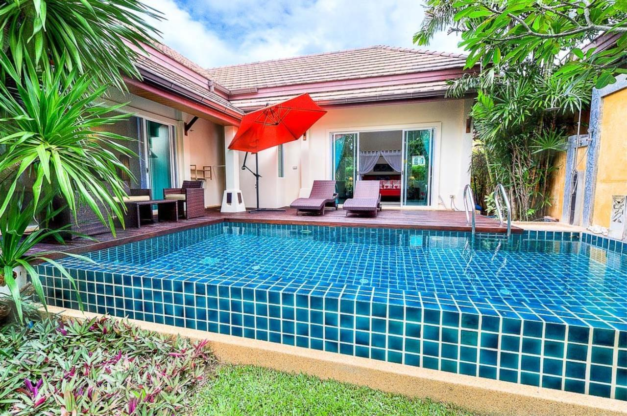 REAL Phuket  Agency's Kokyang - 3-Bedroom Pool Villa in Nai Harn for Long-term Rent 51