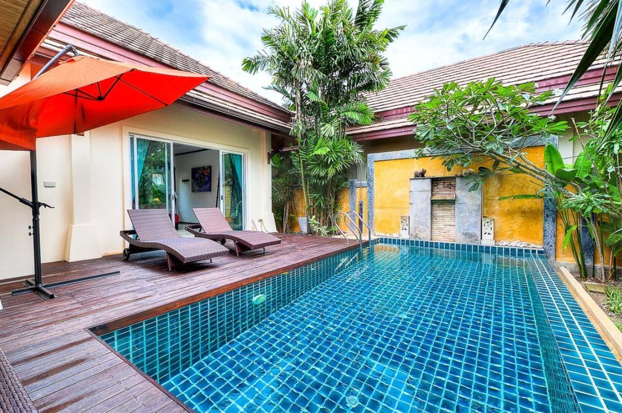 REAL Phuket  Agency's Kokyang - 3-Bedroom Pool Villa in Nai Harn for Long-term Rent 52