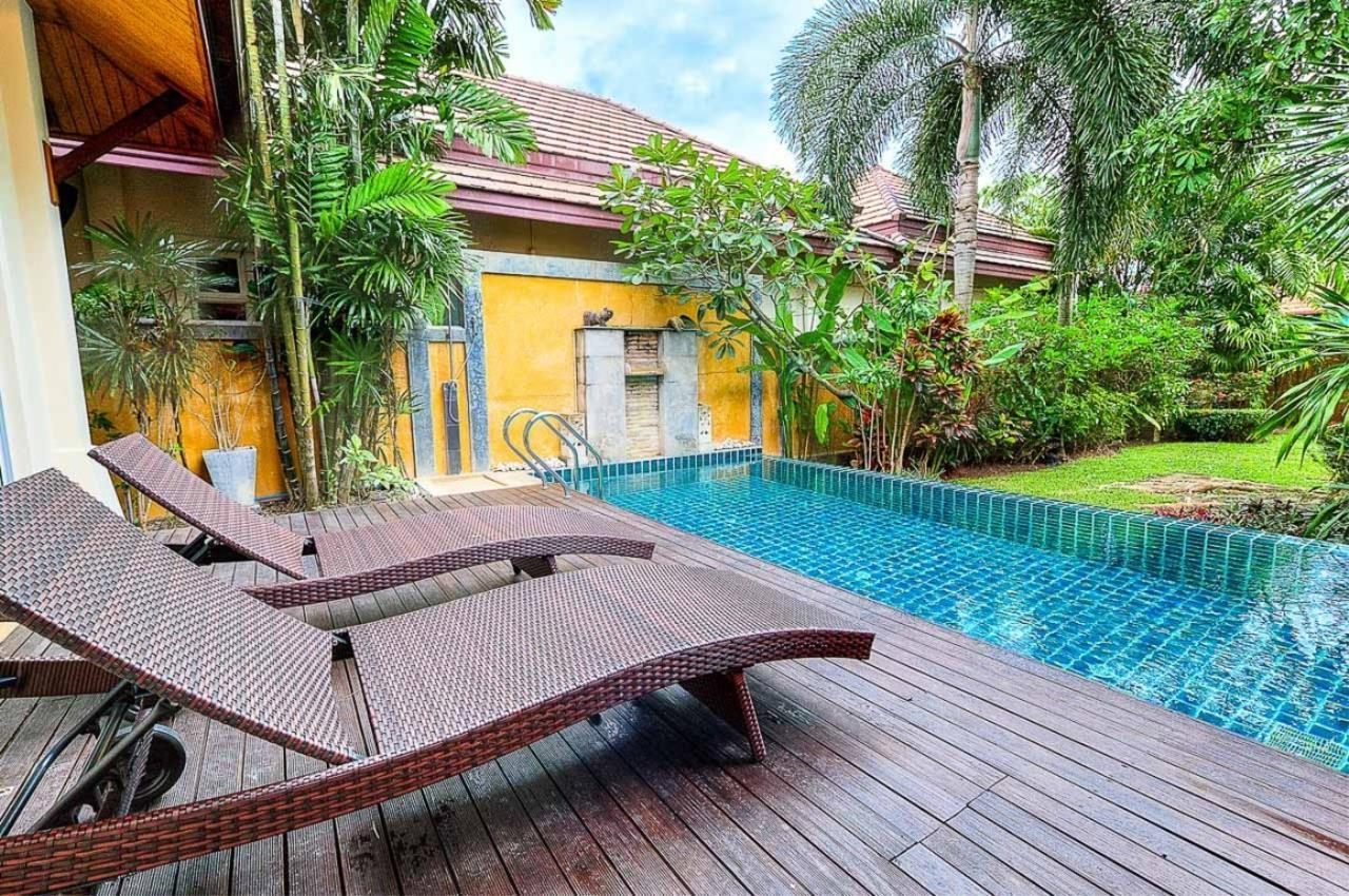 REAL Phuket  Agency's Kokyang - 3-Bedroom Pool Villa in Nai Harn for Long-term Rent 55