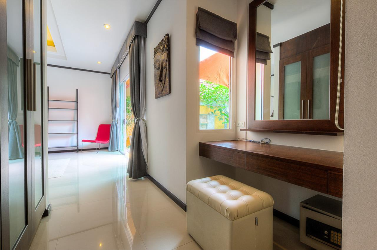 REAL Phuket  Agency's Kokyang - 3-Bedroom Pool Villa in Nai Harn for Long-term Rent 8