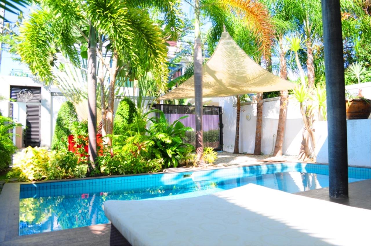 REAL Phuket  Agency's Bright Modern 2-Bedroom Pool Villa for Rent in Rawai 1