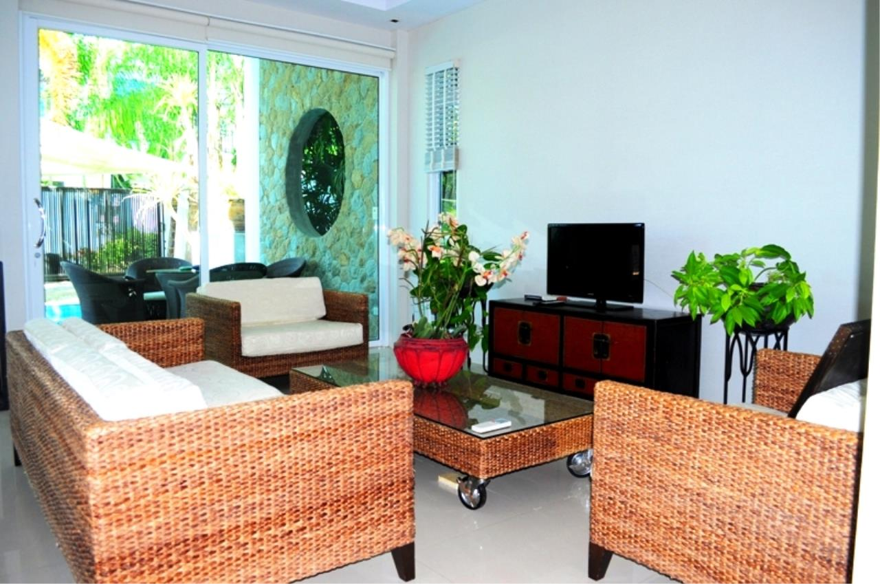 REAL Phuket  Agency's Bright Modern 2-Bedroom Pool Villa for Rent in Rawai 2