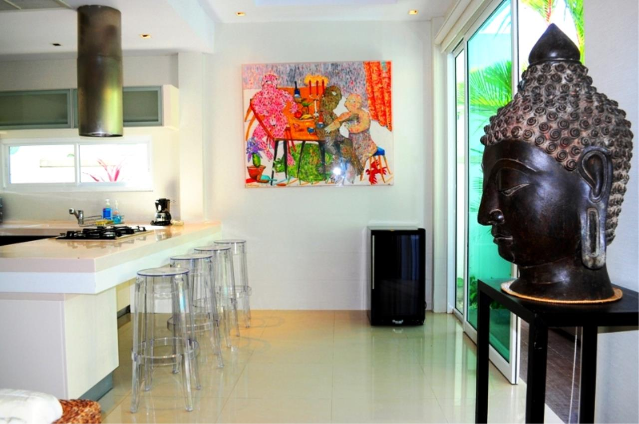 REAL Phuket  Agency's Bright Modern 2-Bedroom Pool Villa for Rent in Rawai 9