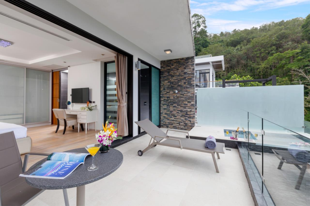 REAL Phuket  Agency's Exquisite 3-Bedroom Sea View Villa in Bang Tao 20