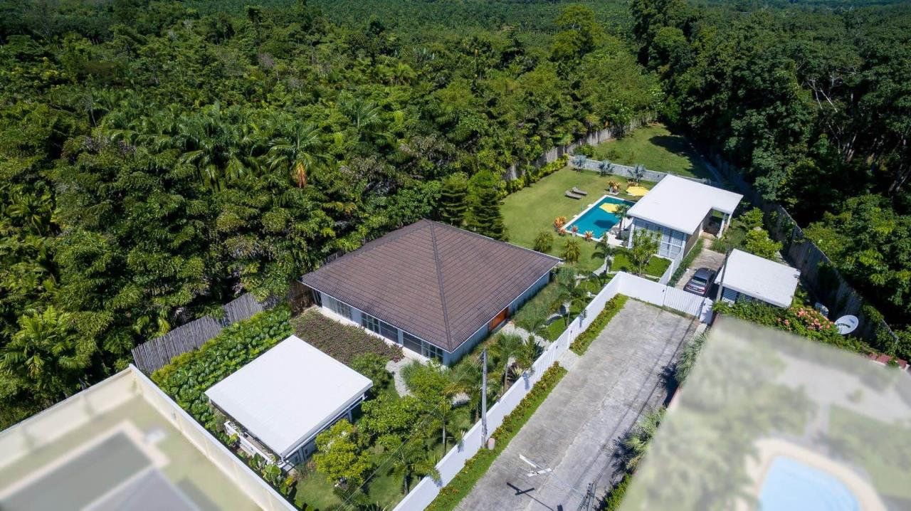 REAL Phuket  Agency's Phuket East Coast - Outstanding 3-Bedroom Pool Villa on 2,400 sqm Land 5