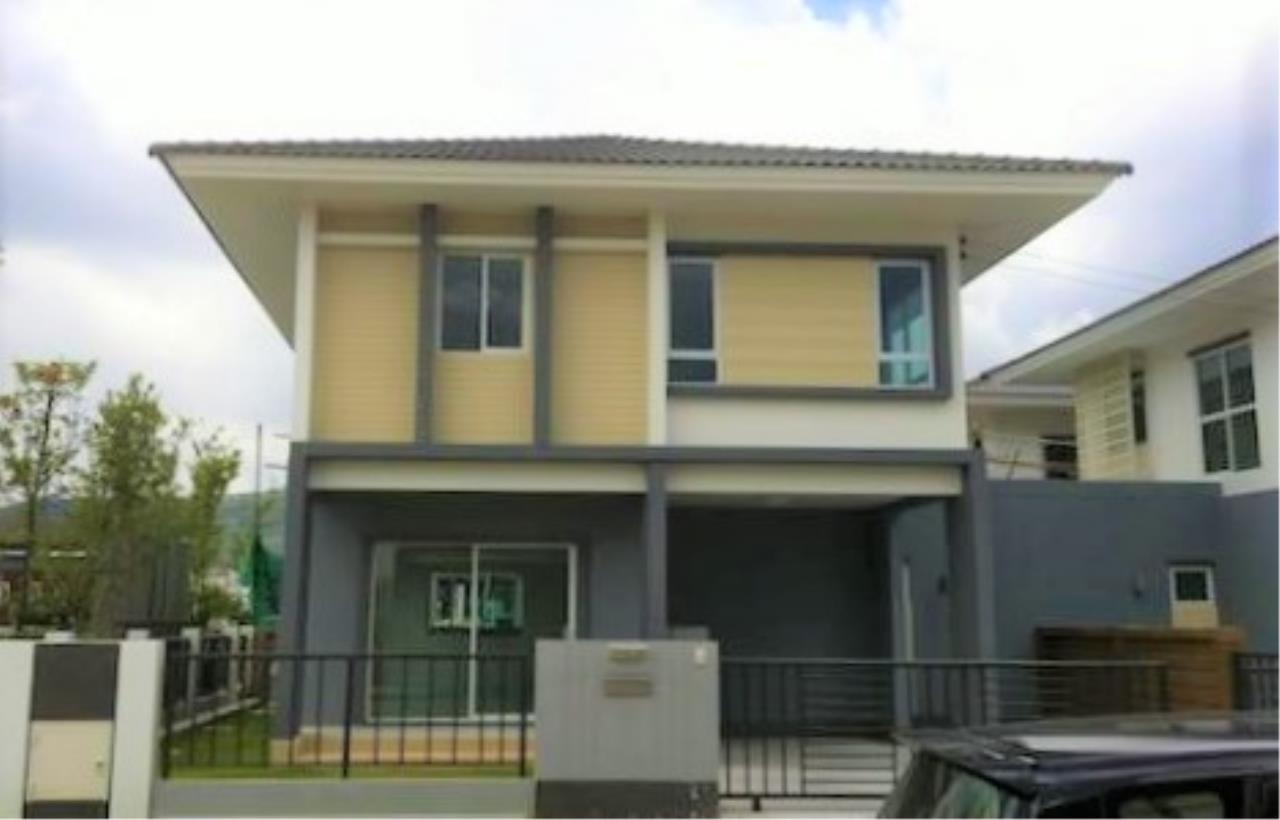 REAL Phuket  Agency's Habitia - 3-Bedroom Town Home in Koh Keaw 1
