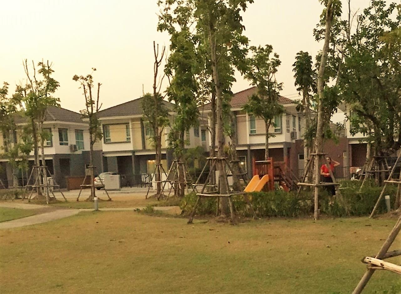 REAL Phuket  Agency's Habitia - 3-Bedroom Town Home in Koh Keaw 8