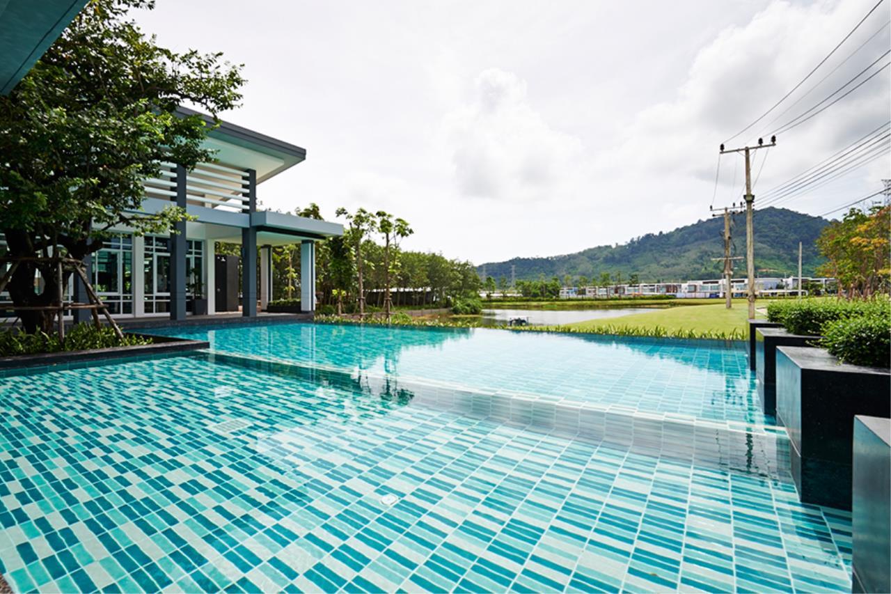 REAL Phuket  Agency's Habitia - 3-Bedroom Town Home in Koh Keaw 16