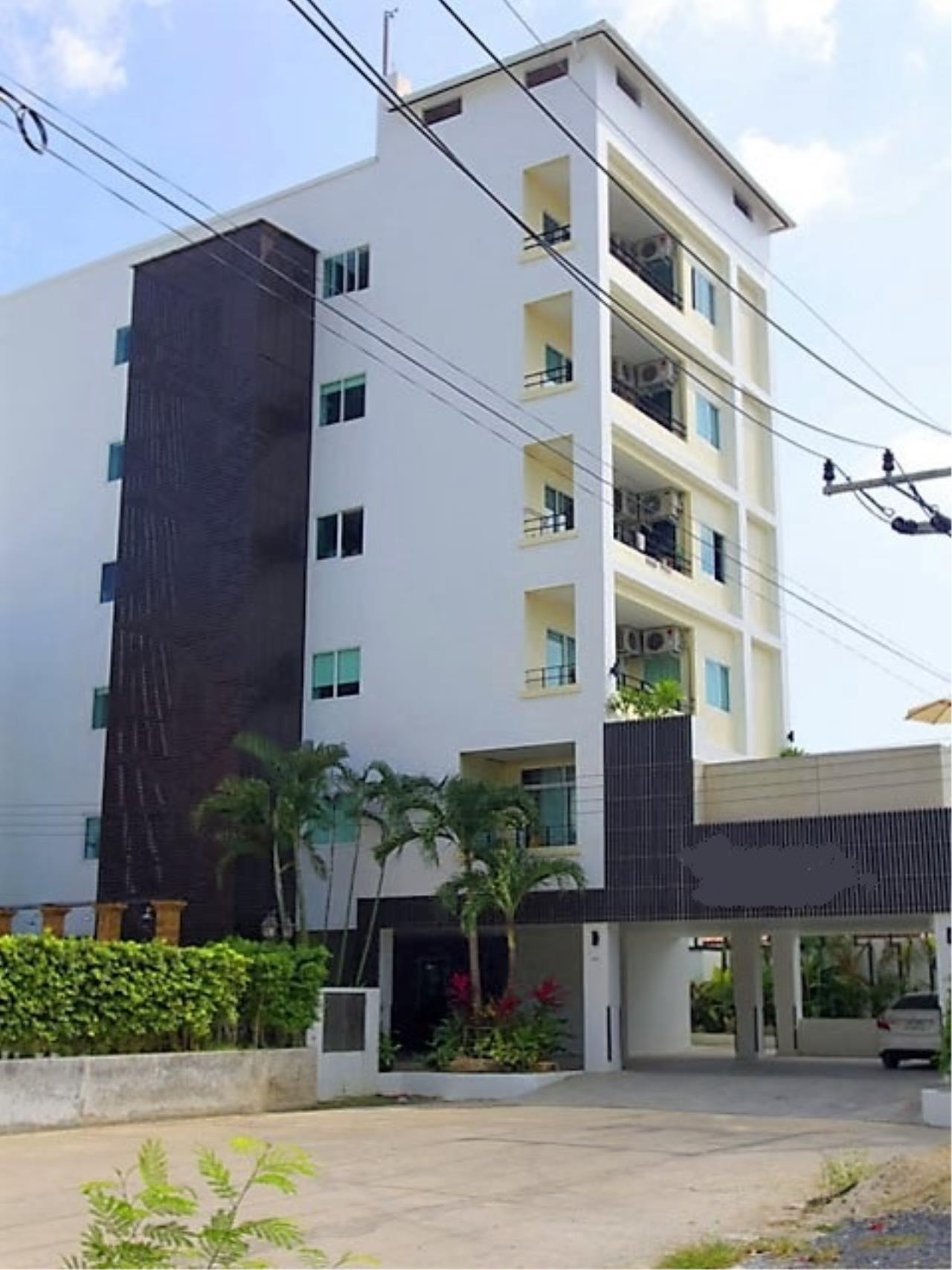 REAL Phuket  Agency's Investment Property - Fully Operational 7-Floor Condo Building with 22 Units 1