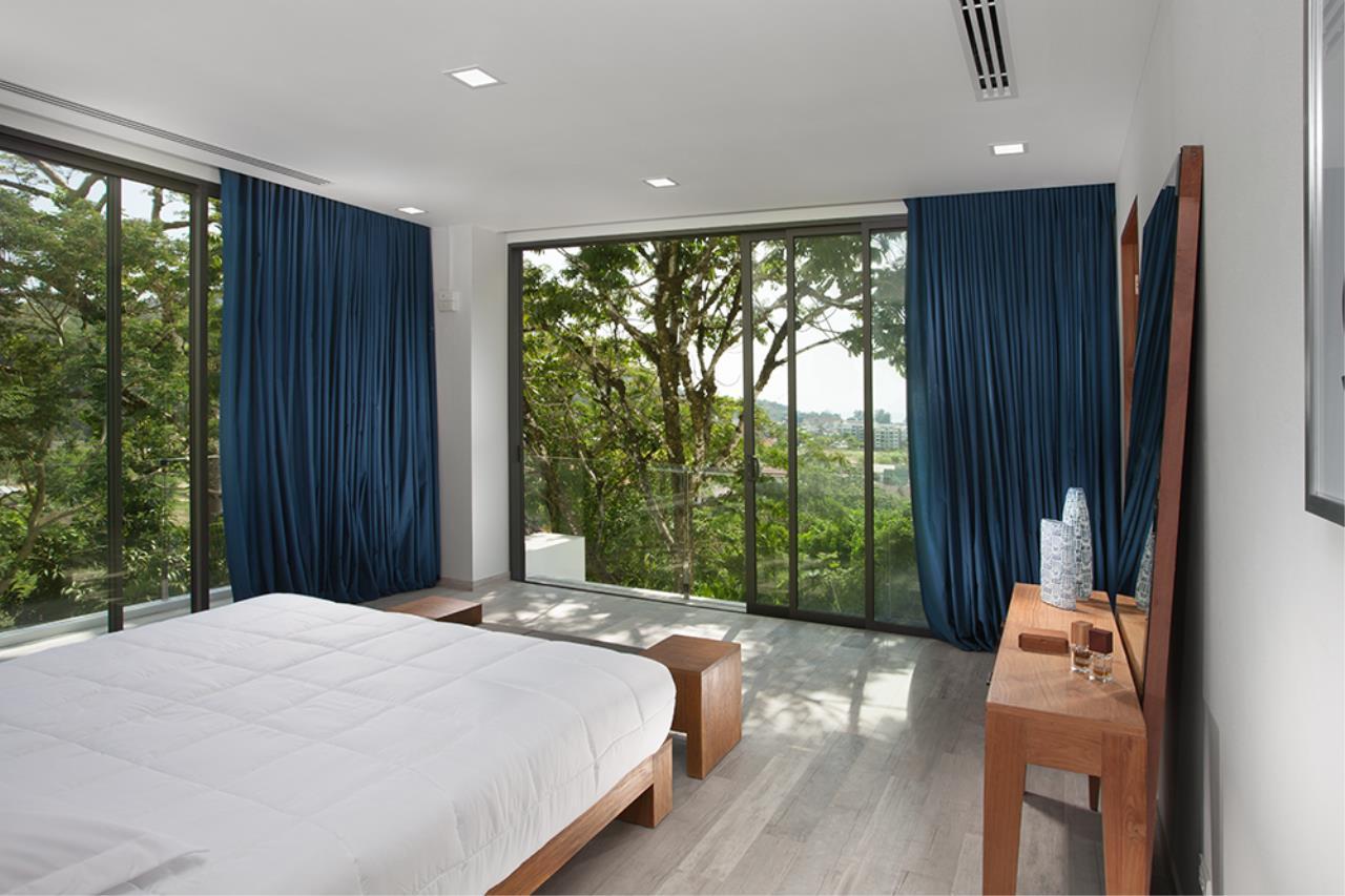 REAL Phuket  Agency's Sugar Villas - High-End Pool Villas Overlooking Kamala 25
