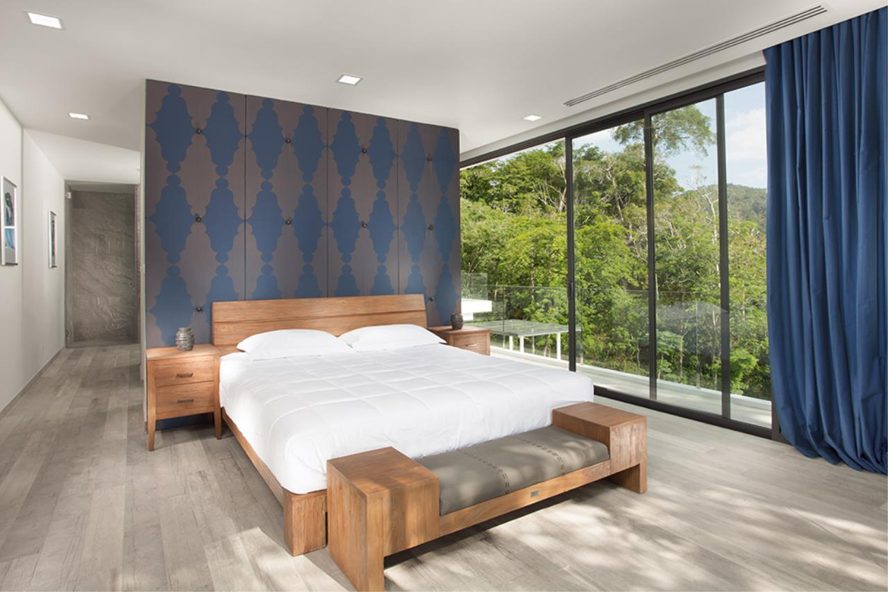 REAL Phuket  Agency's Sugar Villas - High-End Pool Villas Overlooking Kamala 26