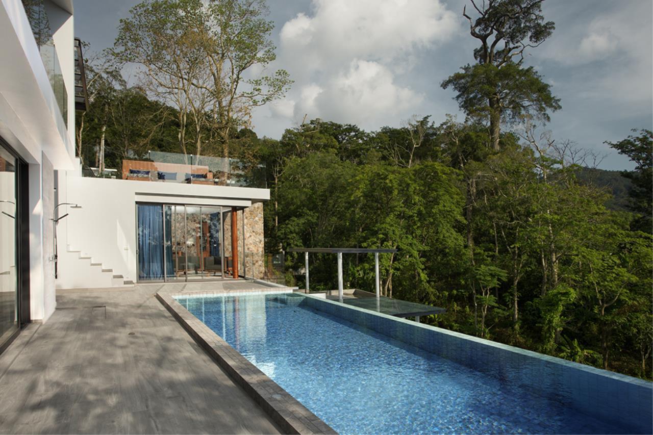 REAL Phuket  Agency's Sugar Villas - High-End Pool Villas Overlooking Kamala 1