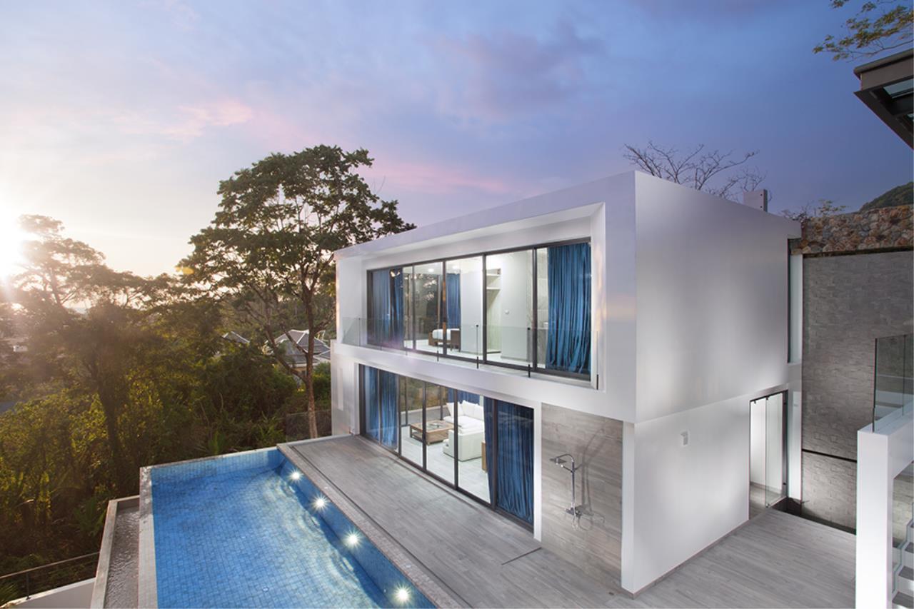 REAL Phuket  Agency's Sugar Villas - High-End Pool Villas Overlooking Kamala 28