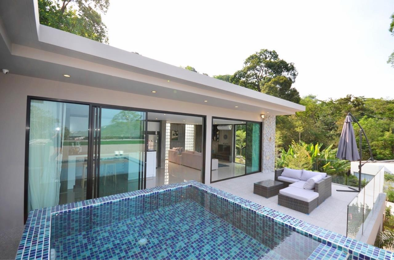 REAL Phuket  Agency's Natural Touch - New 2-Bedroom Pool Villa in Kamala 1