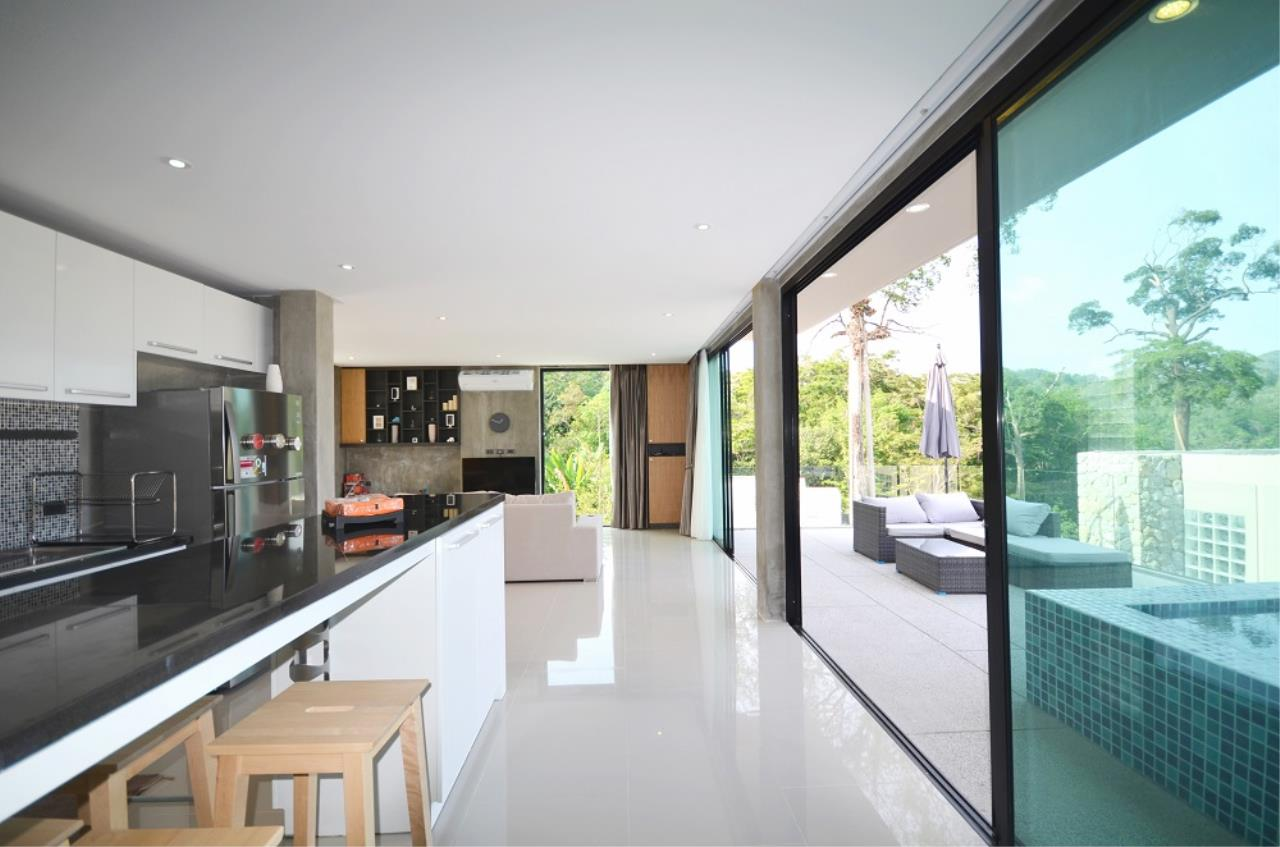 REAL Phuket  Agency's Natural Touch - New 2-Bedroom Pool Villa in Kamala 4