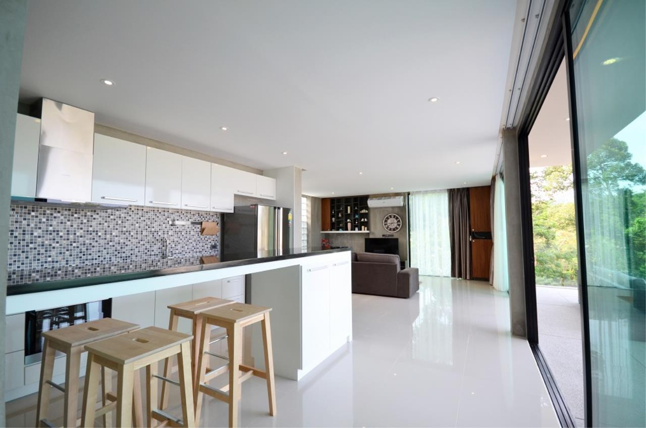 REAL Phuket  Agency's Natural Touch - New 2-Bedroom Pool Villa in Kamala 5