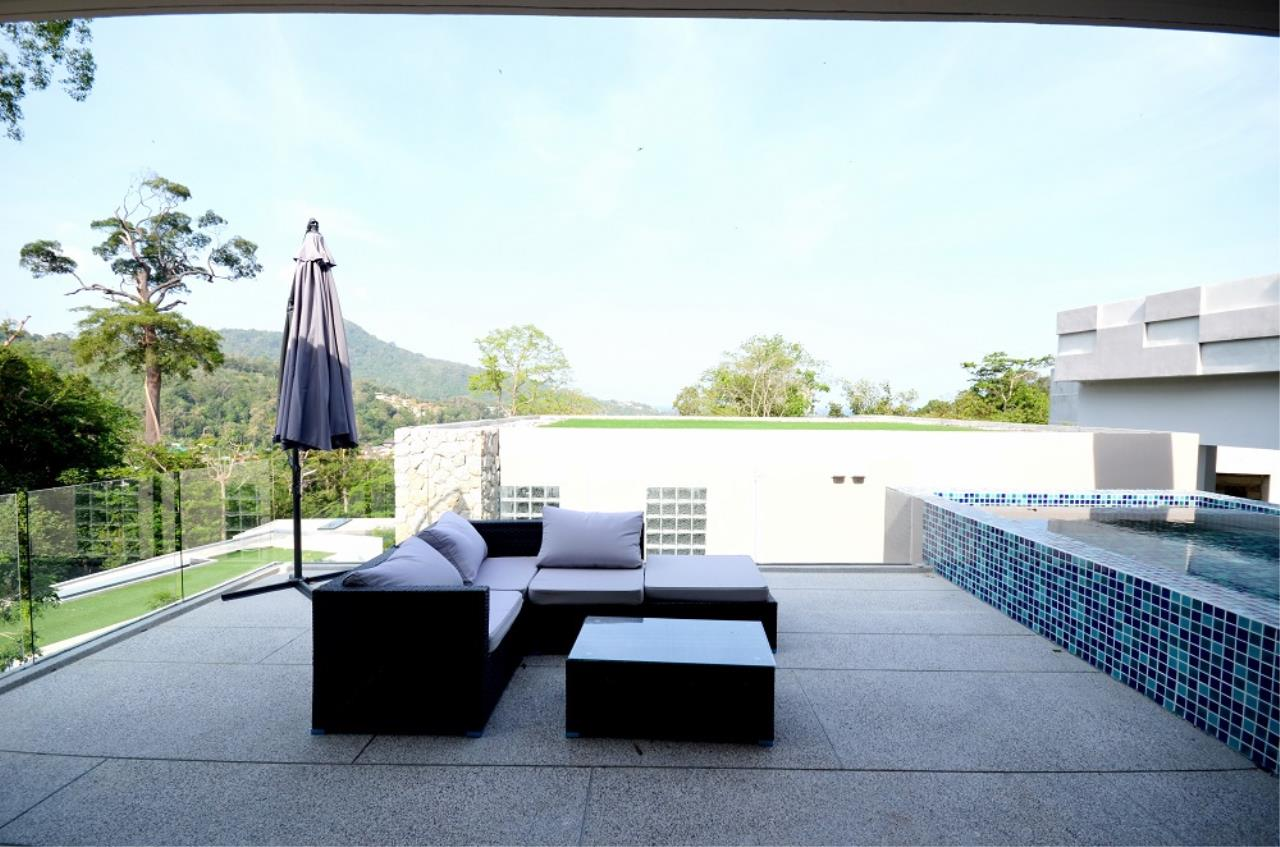 REAL Phuket  Agency's Natural Touch - New 2-Bedroom Pool Villa in Kamala 6
