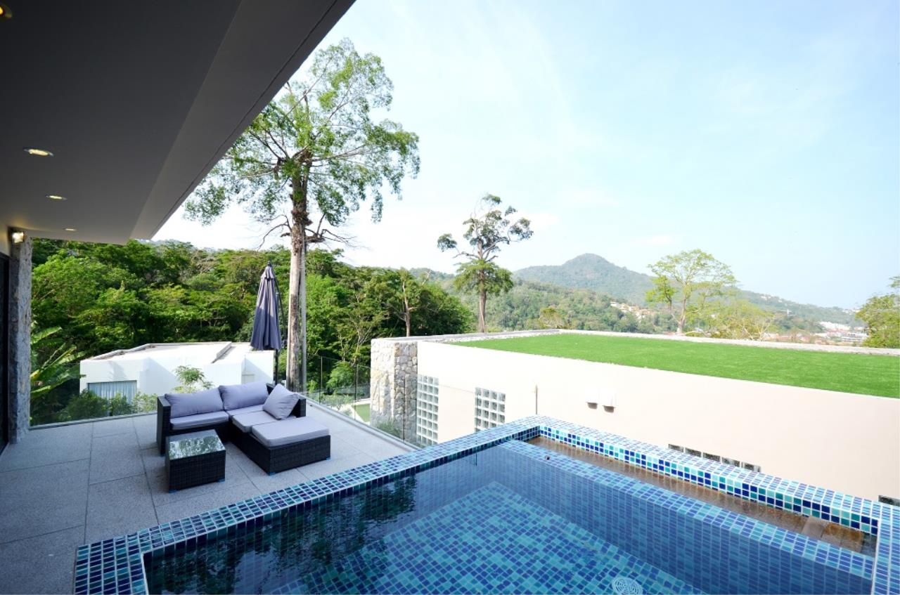 REAL Phuket  Agency's Natural Touch - New 2-Bedroom Pool Villa in Kamala 7