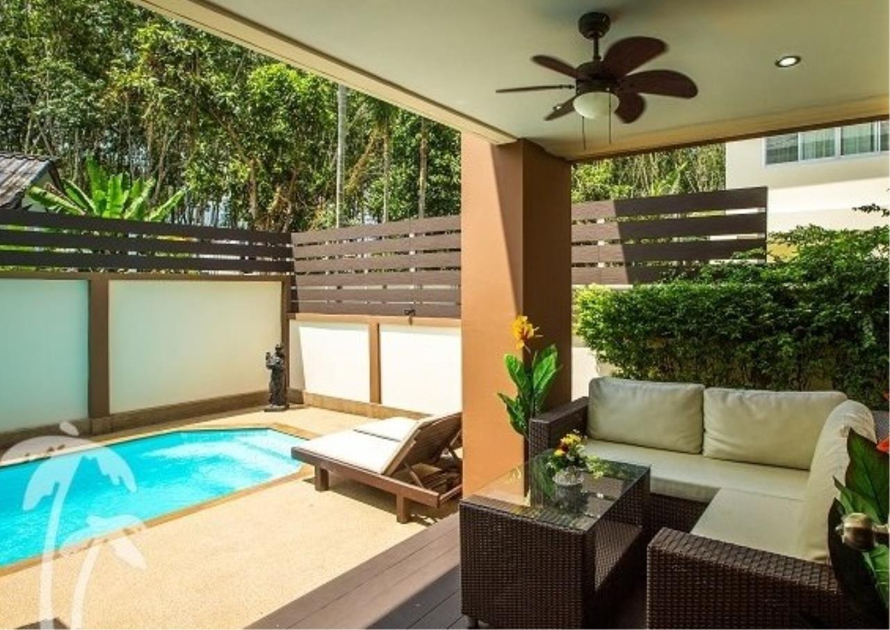 REAL Phuket  Agency's Phuket Grandville - Fabulous 3-Bedroom Town Home with Private Pool near Laguna 1