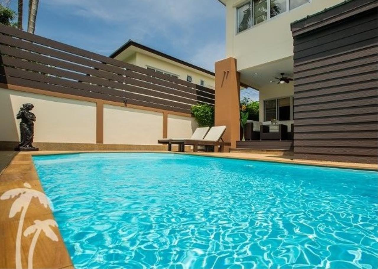 REAL Phuket  Agency's Phuket Grandville - Fabulous 3-Bedroom Town Home with Private Pool near Laguna 4