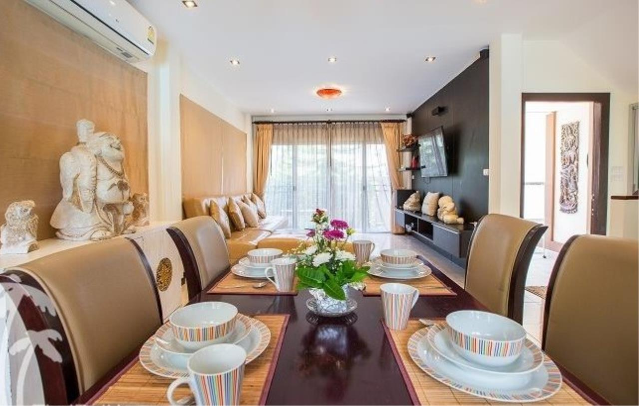 REAL Phuket  Agency's Phuket Grandville - Fabulous 3-Bedroom Town Home with Private Pool near Laguna 6