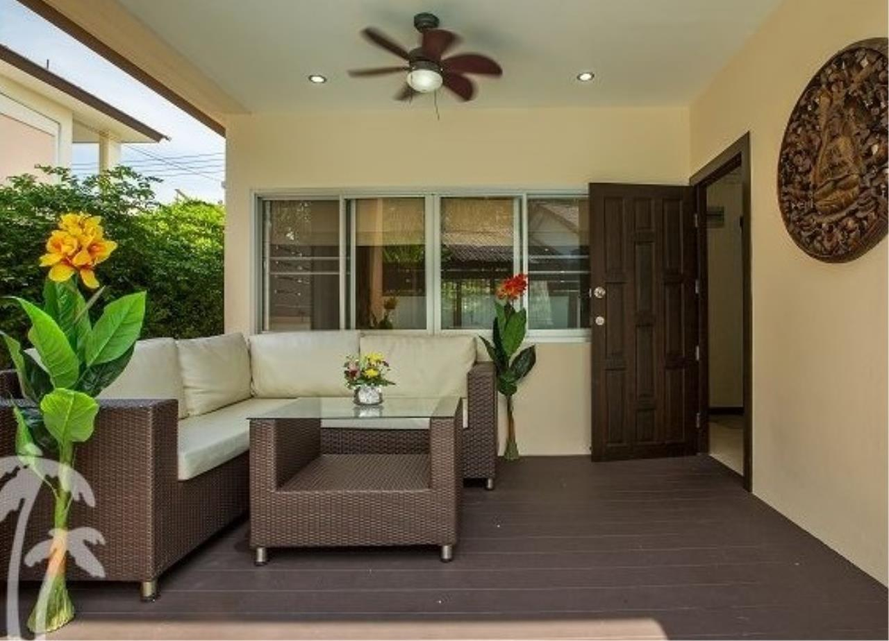 REAL Phuket  Agency's Phuket Grandville - Fabulous 3-Bedroom Town Home with Private Pool near Laguna 7