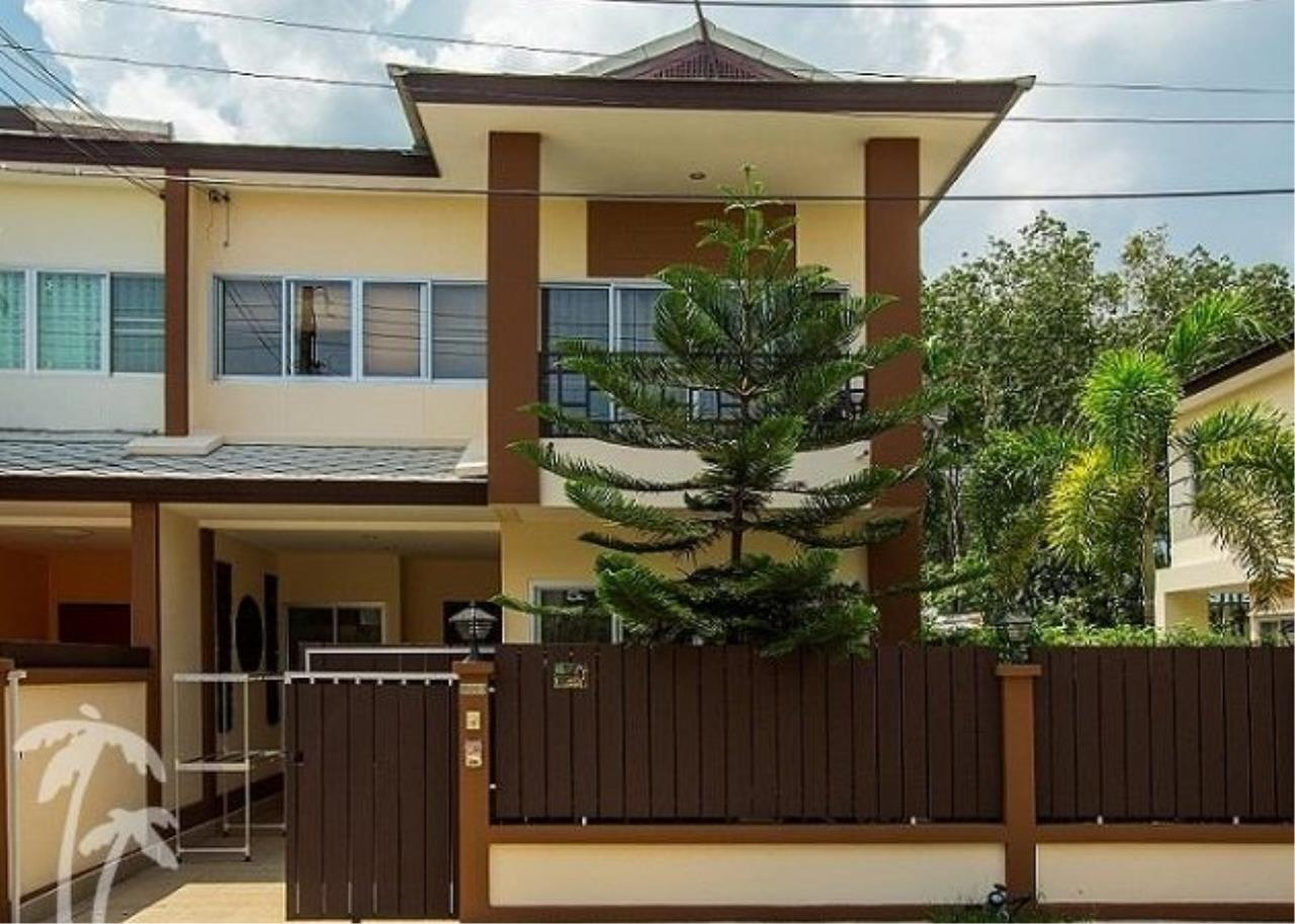 REAL Phuket  Agency's Phuket Grandville - Fabulous 3-Bedroom Town Home with Private Pool near Laguna 10