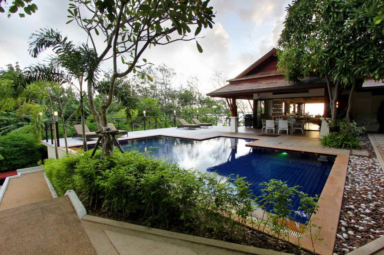 REAL Phuket  Agency's L'Orchidee - Unique 5-Bedroom Pool Villa Overlooking Patong Bay 25