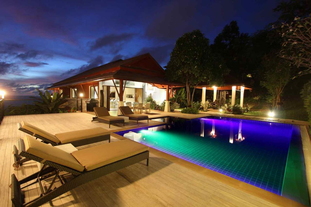 REAL Phuket  Agency's L'Orchidee - Unique 5-Bedroom Pool Villa Overlooking Patong Bay 1
