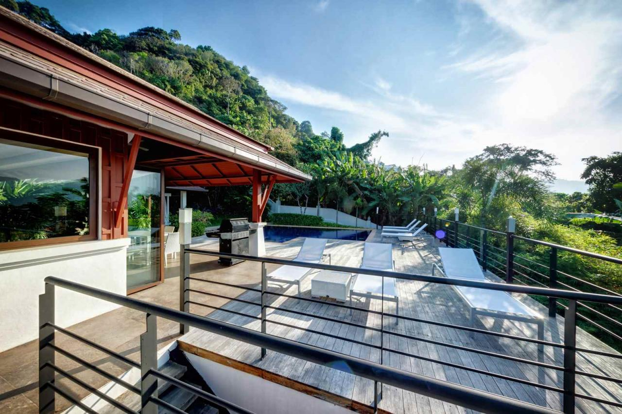 REAL Phuket  Agency's L'Orchidee - Unique 5-Bedroom Pool Villa Overlooking Patong Bay 41