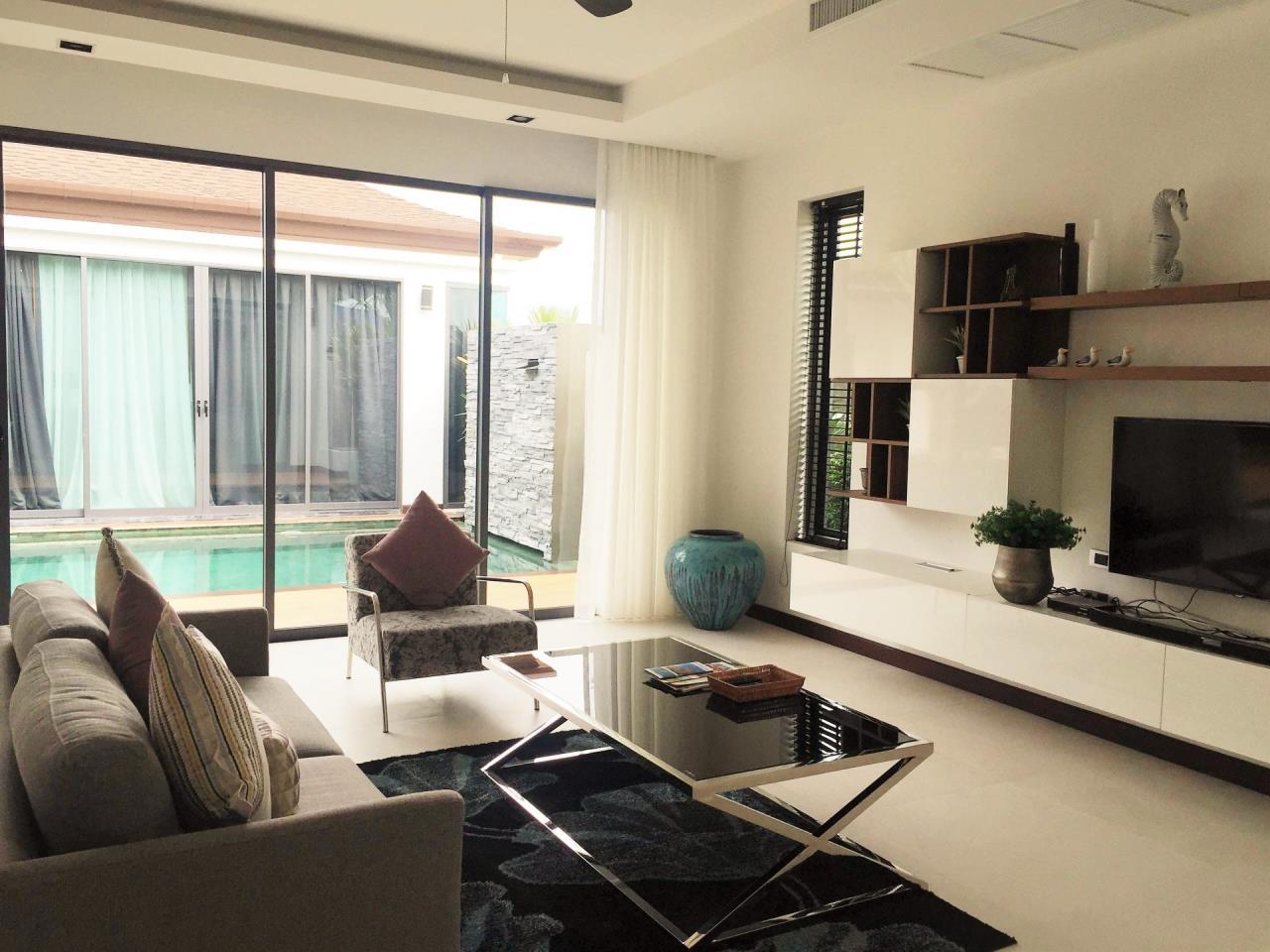 REAL Phuket  Agency's The Lake House - 3-Bedroom Pool Villa in Cherngtalay 2