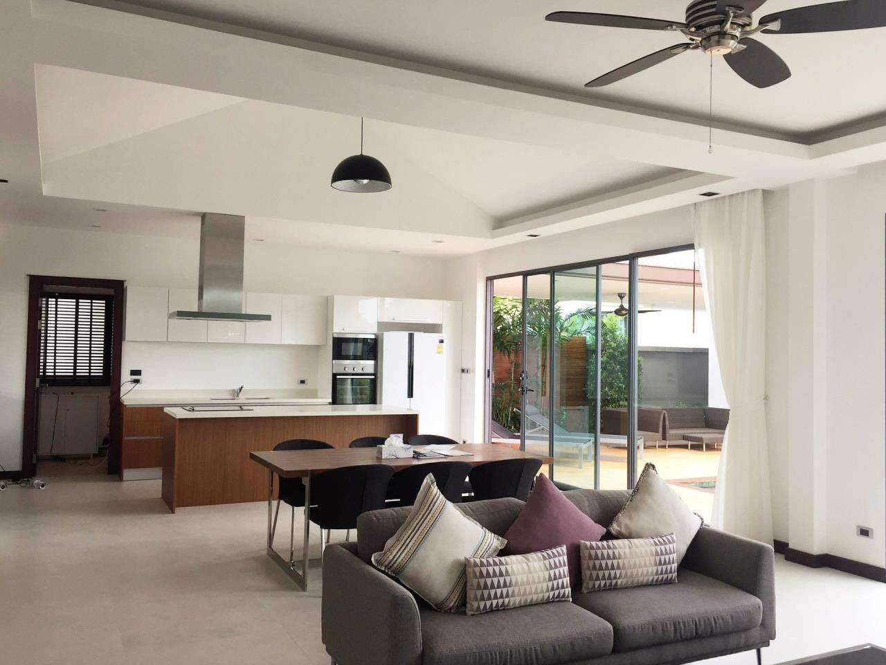 REAL Phuket  Agency's The Lake House - 3-Bedroom Pool Villa in Cherngtalay 3